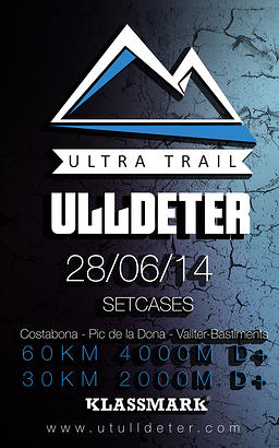 Ultra Trail Ulldeter 2014