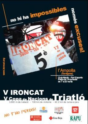 Video del Ironcat 2008