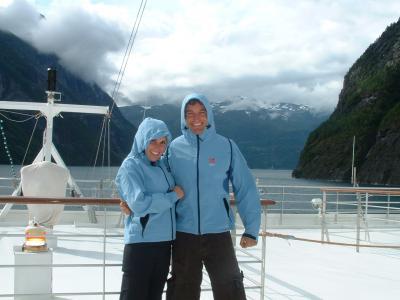 De vacaciones por Noruega