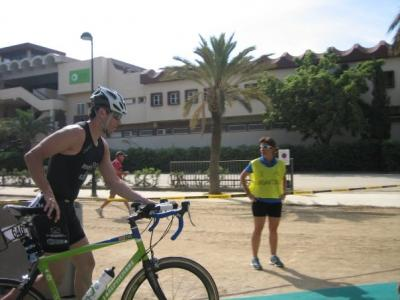 Triatló de Mataró y Manresa