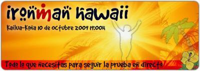 Ironman de Hawaii en directo