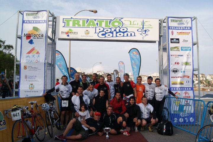 Triatló de Porto Colom