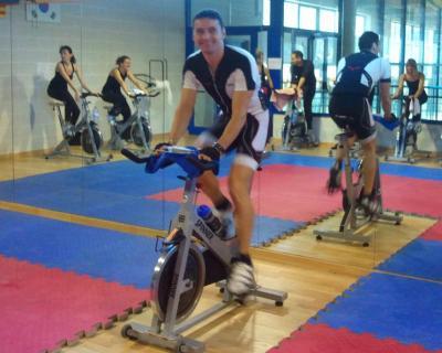 Ciclo Indoor en Tossa