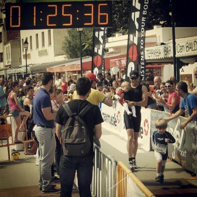 Media Maratón de Tossa de Mar.